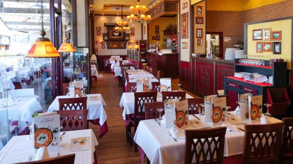 Sala del restaurante - La Tagliatella- Fan Mallorca, Palma de Mallorca