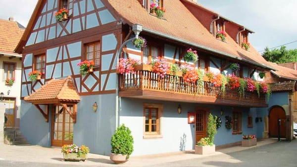 Extérieur - Le Scharrach, Scharrachbergheim-Irmstett