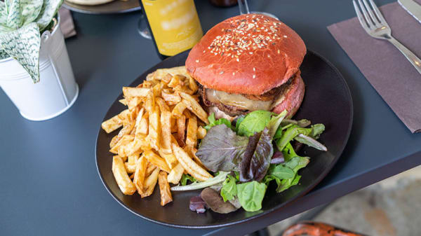 Burger Original - La Cantine Arkose Tours, Tours