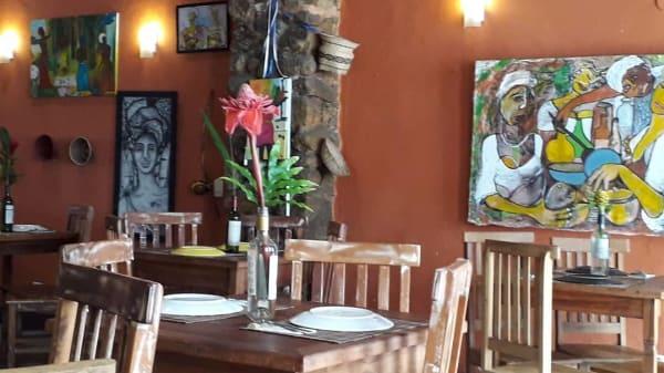 Raiz de Sol Restaurante Baiano, Paraty
