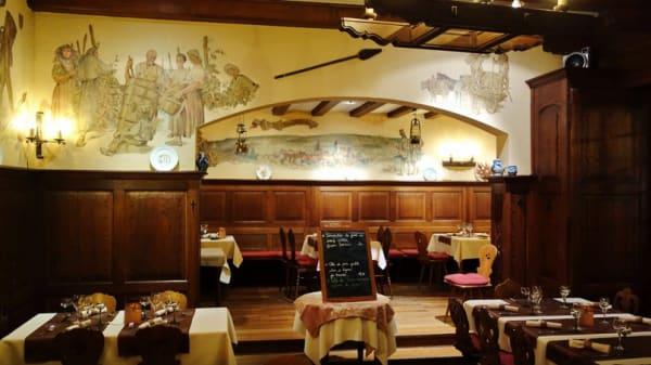 Restaurant - Auberge de Traenheim, Traenheim