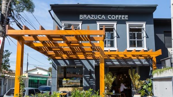 Fachada - Brazuca Coffee, São Paulo