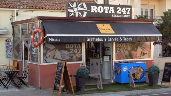 Rota 247, Lisboa
