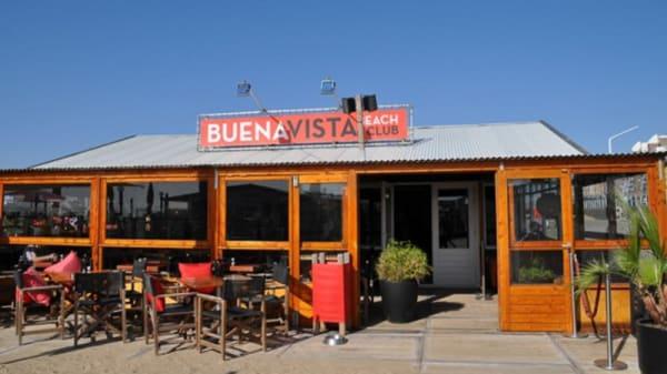 Voorkant - Buena Vista Beach Club, Den Haag