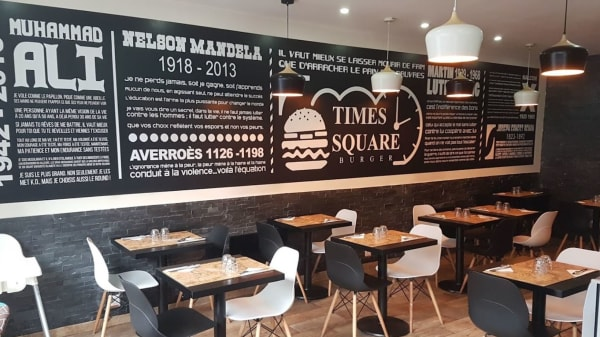 Times Square Burger, Lille