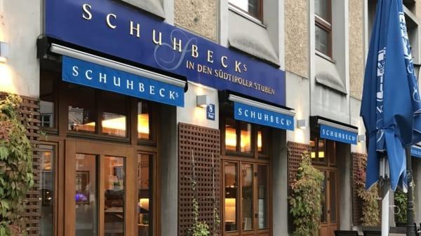 Schuhbecks in den Südtiroler Stuben, München