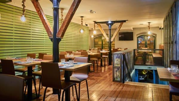 Sala - Contrabando Restaurante e Bar, Lisboa