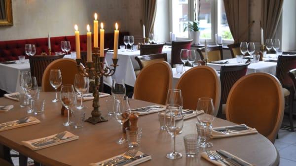 Rum - Granhof Restaurang och Bar, Uppsala