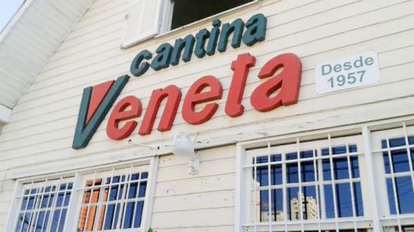 Cantina Veneta - Fachada - Cantina Veneta, São Paulo