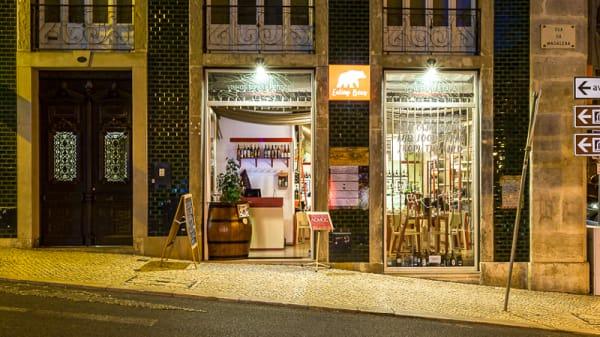 Entrada - Eating Bear - Adhoc Wine, Lisboa