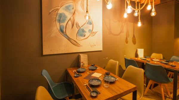 Restaurant Japonés Nana, Granollers
