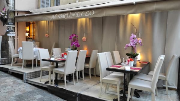 Al Brunello, Cannes