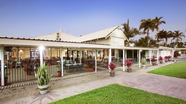 Mission Beach Resort, Mission Beach (QLD)