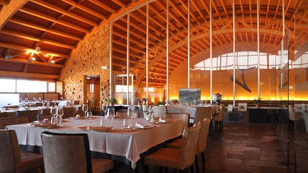 Restaurante - Pago del Vicario, Las Casas
