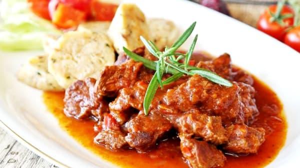 Prato - Restaurante Show Cook, Bragança Paulista