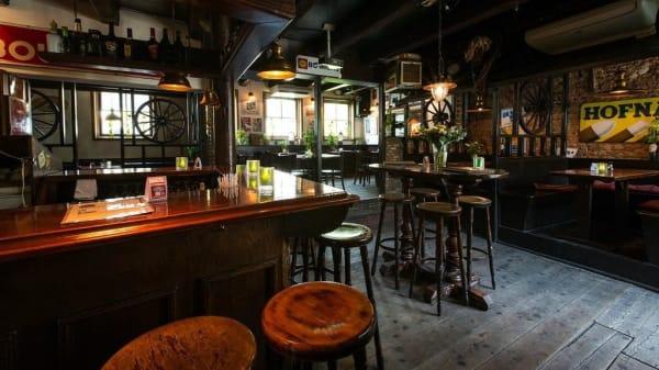 Restaurant - Bier en Eetcafé 't Kont van het Paard, Brielle