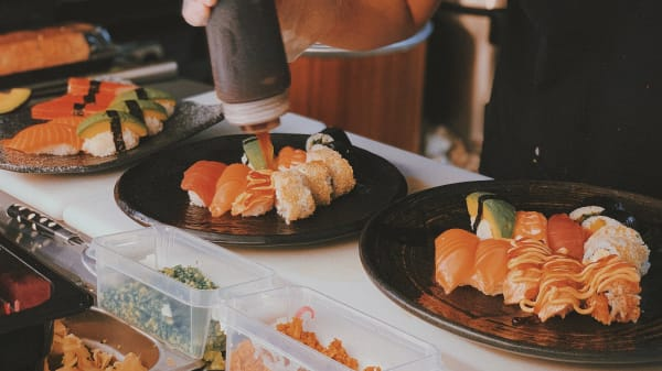 Sushi Mamaya, Göteborg