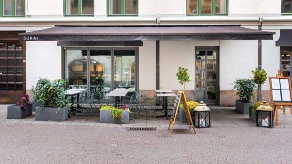 Sushi Sukai, Stockholm