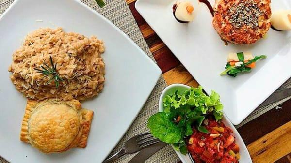 Sugestão do chef - The W Restaurante, João Pessoa