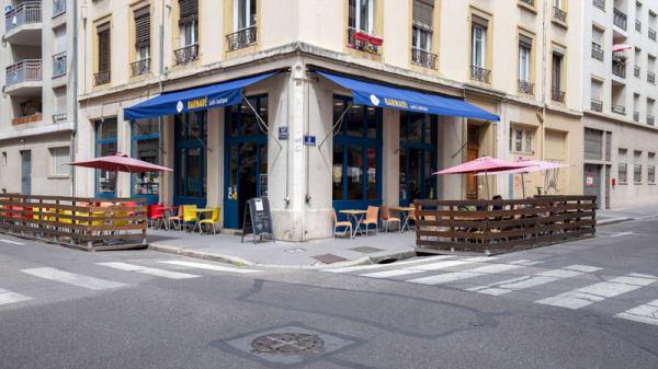 Entrée - Barnadé - Café Ludique, Lyon