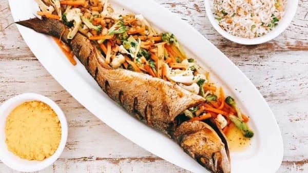 Sugestão do chef - Porto do Contrato, Florianópolis