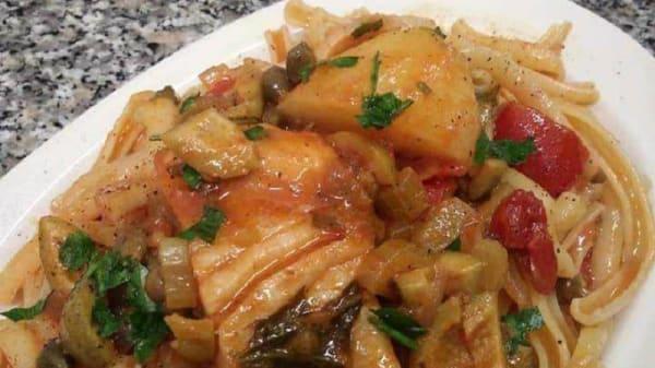 Suggerimento dello chef - Trattoria da Laura, Milazzo
