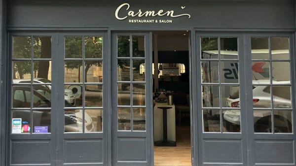 Entrée - Carmen Restaurant & Salon, Versailles