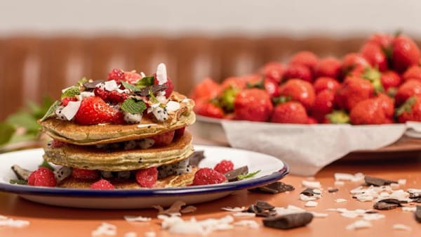 Suggestie van de chef - Madam Pancake, Amsterdam