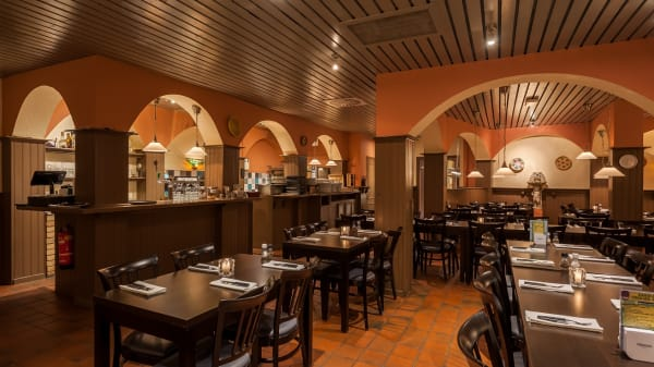 Restaurant - Ristorante Pizzeria Karalis, Leiden
