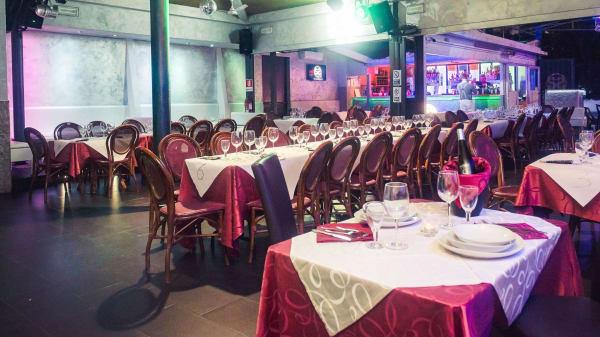 San Salvador Dinner Club, Rome