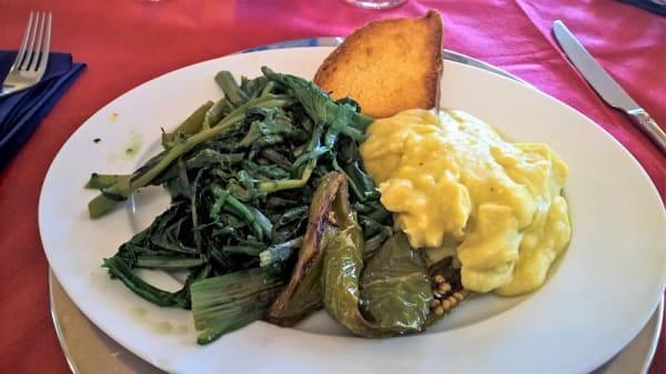 Suggerimento dello chef - Ristorante Rizieri, Santa Maria di Leuca