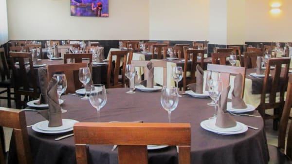 Sala - Restaurante Bouças, Castelões
