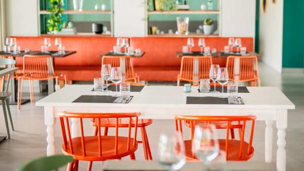 sala ristorante - Club House Saronno, Saronno