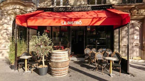 Le Bistrô terrasse - Le Bistrô, Paris