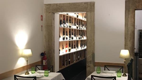 sala - Lugar Marcado, Lisboa