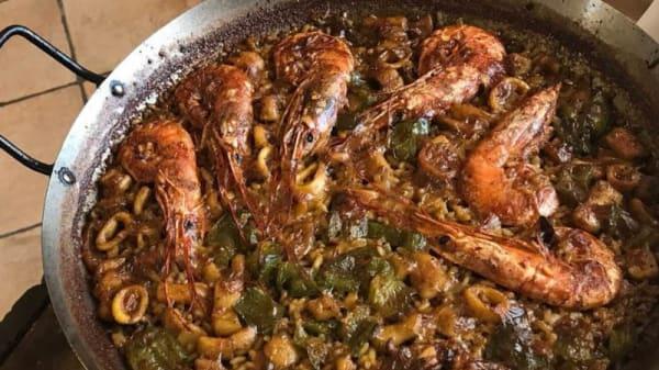 Sugerencia del chef - El Celleret del Segre, Lleida