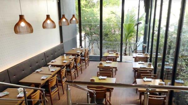 Sala - Naoki Sushi, São Paulo