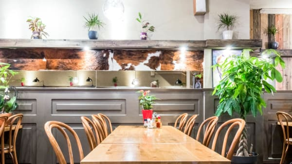 Het restaurant - Steakhouse de Markies, Amsterdam