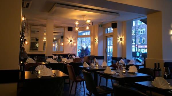Restaurant - Tulsi Indian restaurant, Amsterdam