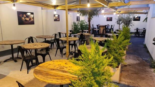 Le Goût du Burger, Montreuil