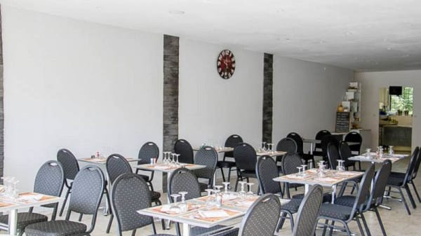 Vue de la salle - Le Régalsoupe, Caussade
