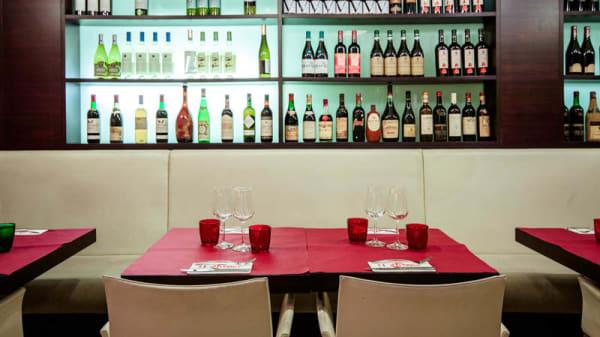 Vista sala - Il Dinner, Roma
