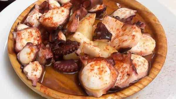 Sugerencia del chef - O Casal, Cambados