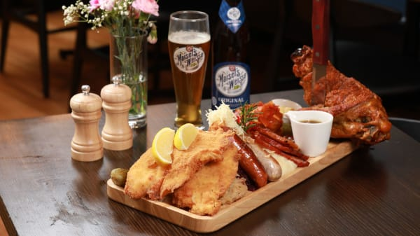 Chef's Suggestion - Gasthaus on Queen, Melbourne (VIC)